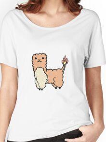 Alpacamon - Charmander Women's Relaxed Fit T-Shirt