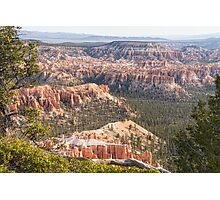 Bryce Canyon National Park Views Photographic Print