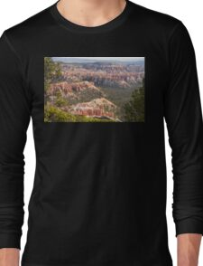 Bryce Canyon National Park Views Long Sleeve T-Shirt