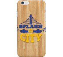 Splash City Hardwood iPhone Case/Skin