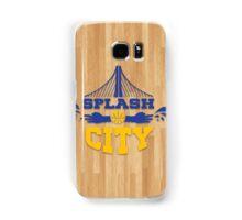 Splash City Hardwood Samsung Galaxy Case/Skin