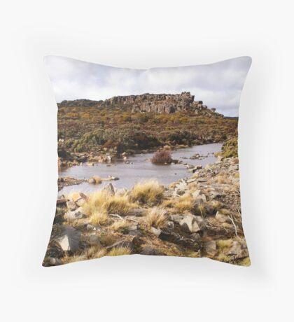 Lake Augusta Throw Pillow