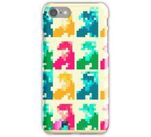 8-Bit Dimension (PopHOL light version) iPhone Case/Skin