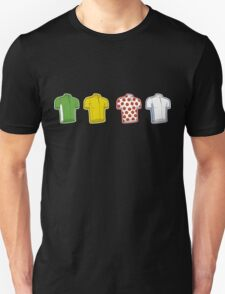 Colours of the TDF Unisex T-Shirt