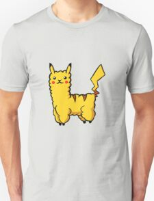 Alpacamon - Pikatu Unisex T-Shirt