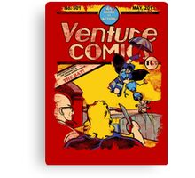 Venture Comics: The Bat (first appearance) Canvas Print