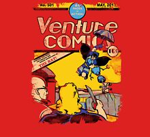 Venture Comics: The Bat (first appearance) Womens Fitted T-Shirt