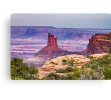 Canyonlands Utah Views Canvas Print