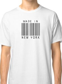 Made in New York Classic T-Shirt