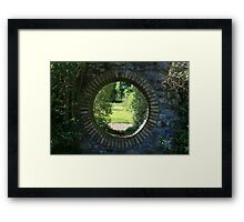 Birr Castle Gardens 2 Framed Print