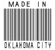 Made in Oklahoma City Photographic Print