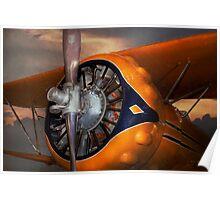 Plane - Prop - The Gulfhawk Poster
