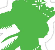 Dinosaurs Still Rule The Earth Sticker