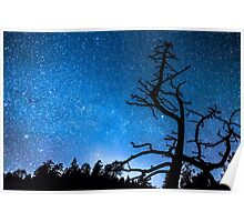 Celestial Stellar Universe Poster