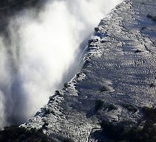 Above the edge at Victoria Falls by nymphalid