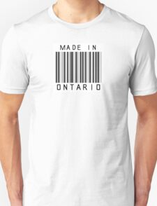 Made in Ontario T-Shirt
