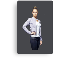Lost Girl - Tamsin Canvas Print