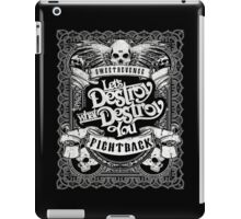 Sweet Revenge iPad Case/Skin