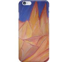 Desert Mountains. iPhone Case/Skin