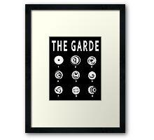 Lorien Legacies - All the Garde Framed Print