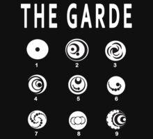 Lorien Legacies - All the Garde T-Shirt
