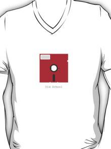 Old School Floppy Disk T-Shirt