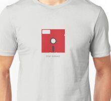 Old School Floppy Disk Unisex T-Shirt