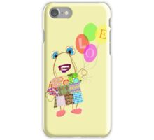 Betty's Balloons iPhone Case/Skin
