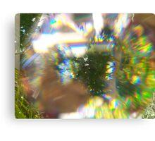 Crystal Portals 6. Canvas Print