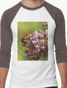 Big Scary Wasp Men's Baseball ¾ T-Shirt