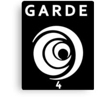 Lorien Legacies - Garde Number Four Symbol Canvas Print