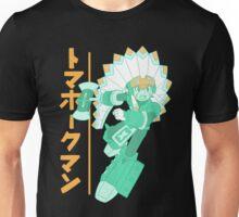 TomahawkMan.EXE  Unisex T-Shirt