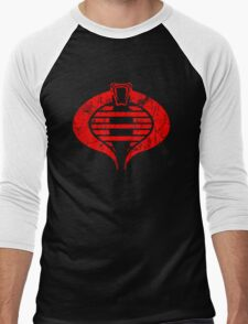 Team Cobrashikage Men's Baseball ¾ T-Shirt