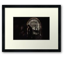 Regina - Young Hope Gone Framed Print