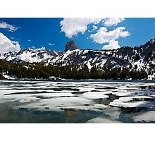 Spring Thaw, Lake George Photographic Print