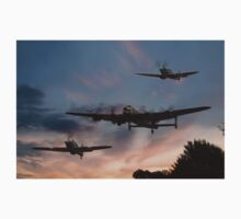 BBMF Low Pass at Sunset Kids Clothes