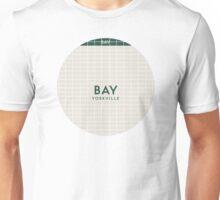 BAY Subway Station Unisex T-Shirt