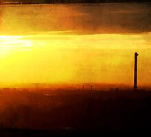 a view from a house on the hill (II) by sl4vo