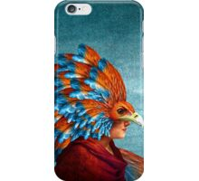Free-Spirited iPhone Case/Skin