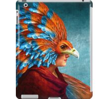 Free-Spirited iPad Case/Skin
