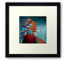 Free-Spirited Framed Print