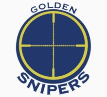 Golden Snipers (Crosshairs) by DrDank