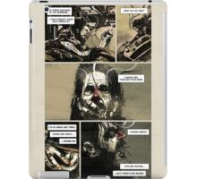 Infused Man - Page 3 iPad Case/Skin