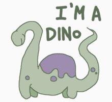 I'm a Dino Kids Clothes