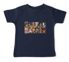 World Warriors Baby Tee