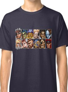 World Warriors Classic T-Shirt