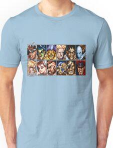 World Warriors Unisex T-Shirt