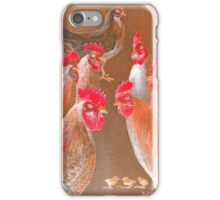 New Chick On The Block In Red iPhone Case/Skin
