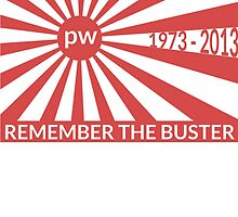 Remember The Buster - Paul Walker Tribute by peacockworks