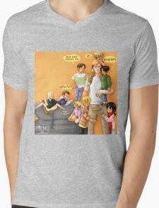 The kids are alright Mens V-Neck T-Shirt